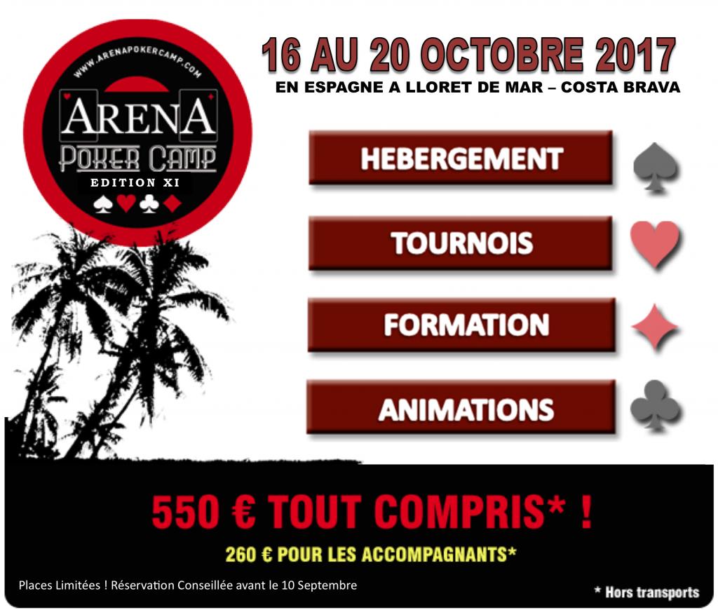 Accueil Arena 11