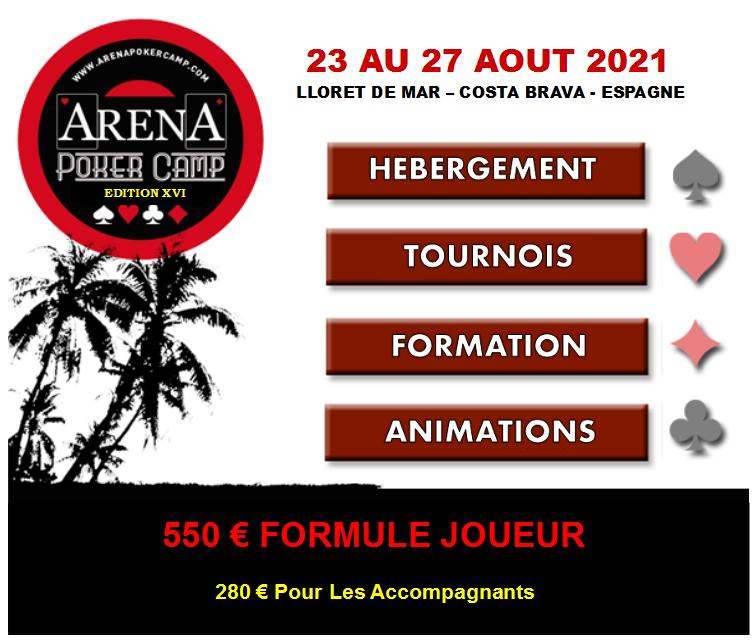 Accueil Site Arena 16