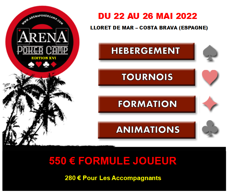 Affiche Accueil Arena 16