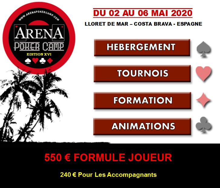 Affiche-Accueil Site Arena 16