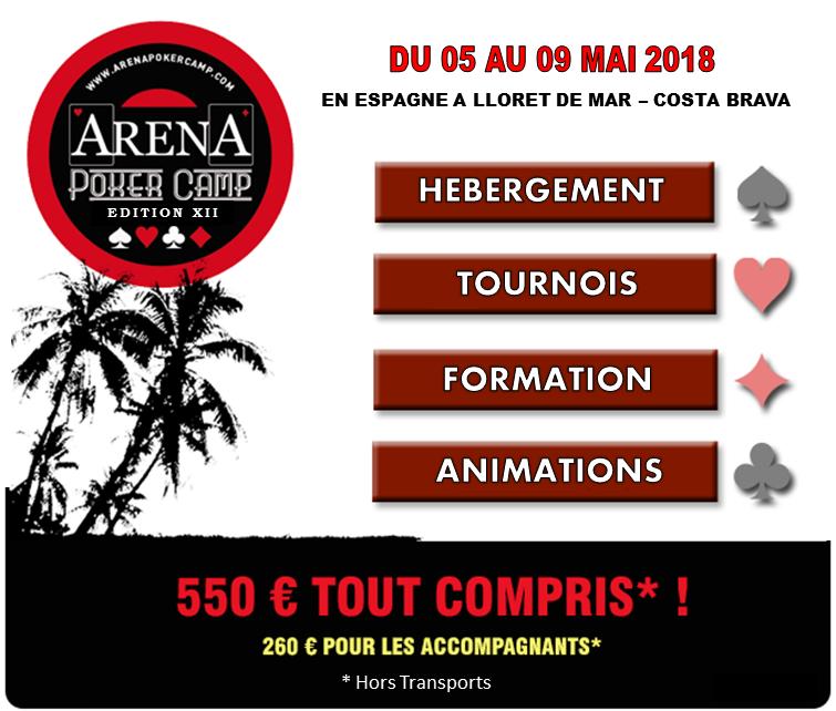Affiche Arena 12