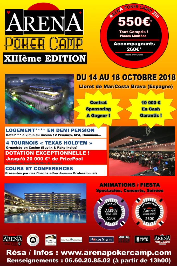 Affiche Arena 13