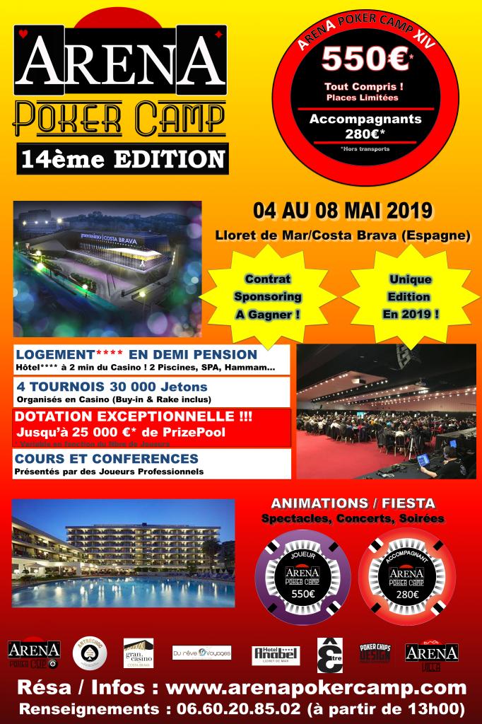 Affiche Arena 14