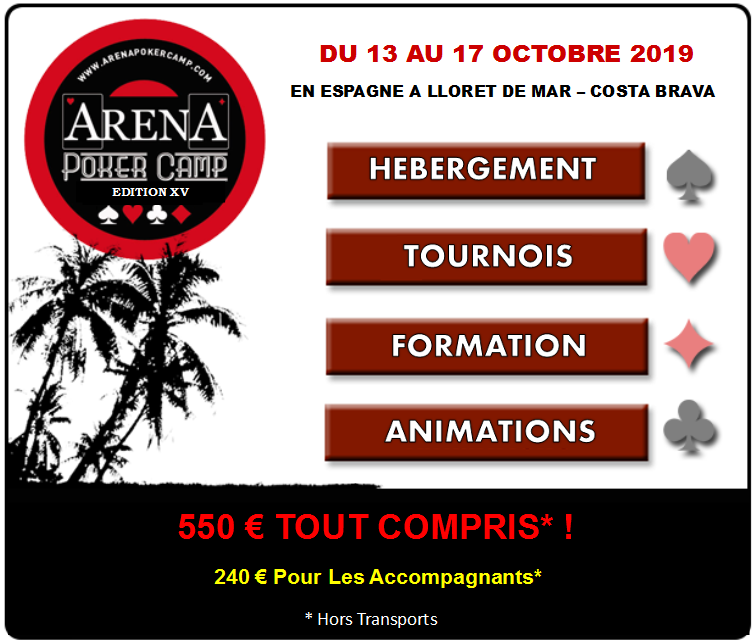 Affiche Site Arena 15