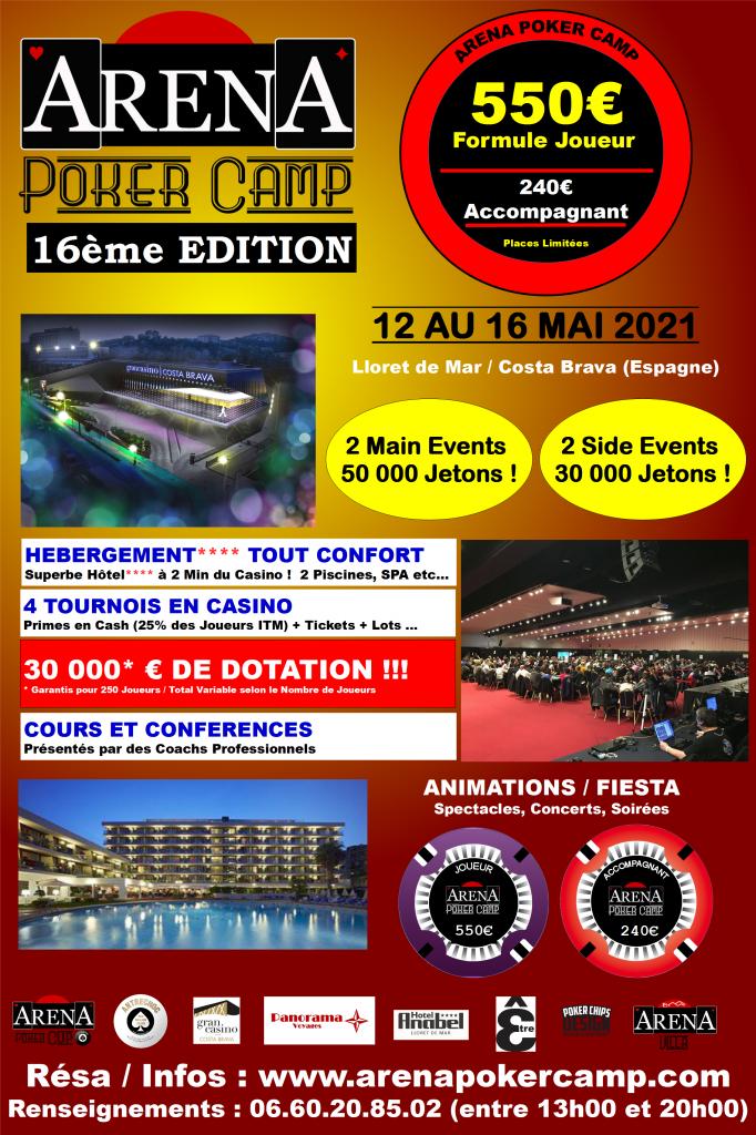 Affiche Arena 16